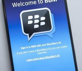 BBM (Blackberry Messenger) for Android