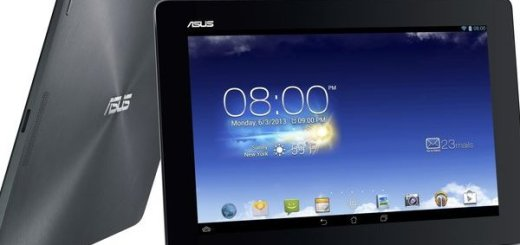 ASUS Transformer Pad update to Android 4.3