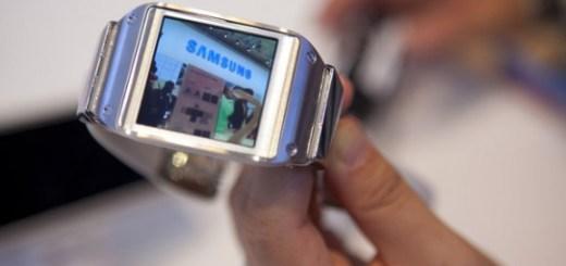 Next generation Galaxy Gear
