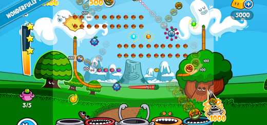 Papa Pear Saga Ready for Android Geeks on Google Play