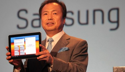 Samsung to released 4 new tablets