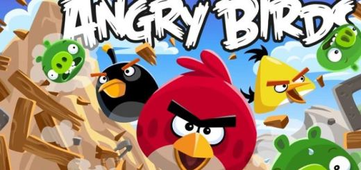 """Hot: The """"Angry Birds"""" Are Being Collected by the NSA"""