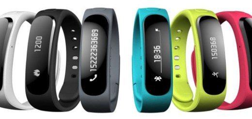 Fitness Wearable TalkBand B1