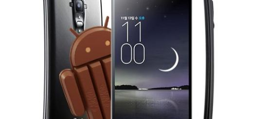 LG G Flex to reportedly receive Android 4.4.2 KitKat Update