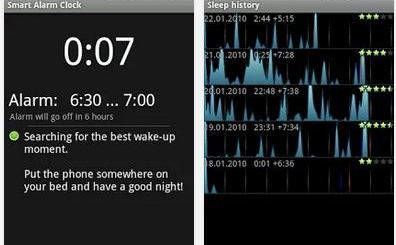 Smart Alarm Clock Made the Jump from iOS to Android