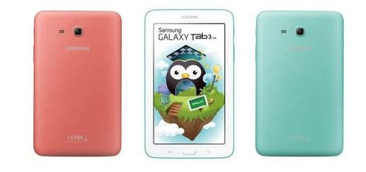"Samsung Galaxy Tab 3 Lite ""Kid Mode"" Now in Taiwan for $175"