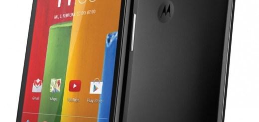 Enter Recovery Mode on Motorola Moto G