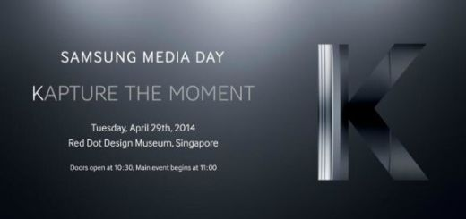 Upcoming Samsung 'Kapture the Moment' Event in Singapore