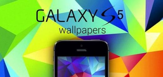 How to change Galaxy S5 Wallpaper