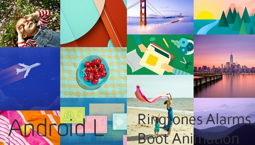 Android Flagship Download Android L Bootanimation