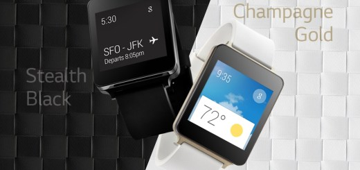 LG G Watch is Available for pre-sale on Mobile Fun