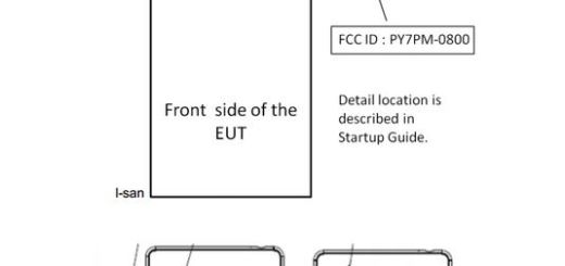 New Sony D6603 Listed at the FCC; It might be Xperia Z3