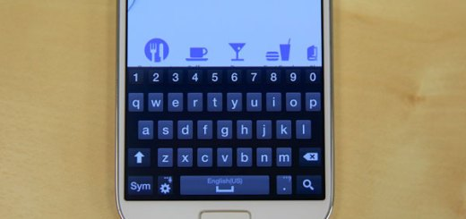 Texting on your Samsung Galaxy S5