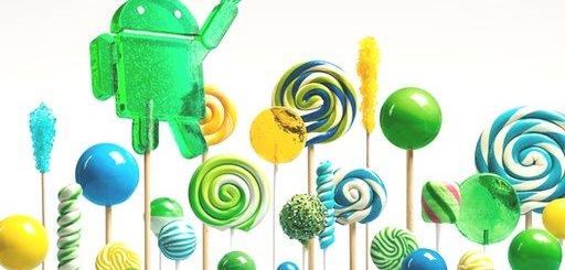 Android Lollipop Glitch