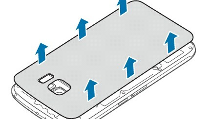 How to Remove the Battery of your Galaxy S6