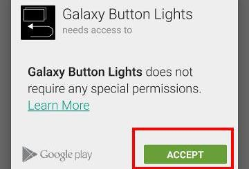 How to Set Galaxy S6 Touch Key Light Duration