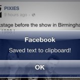 How to Copy Text from Facebook App on your Android device