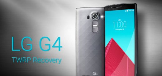 Install TWRP Recovery on LG G4