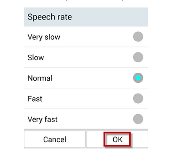 how to add voice command on android