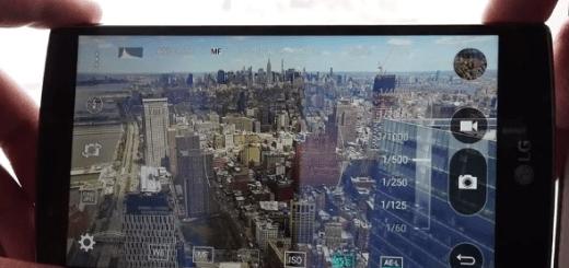 Laser Focusing on LG G4