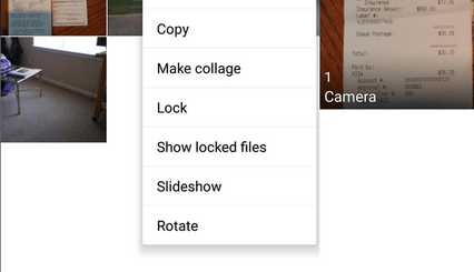 Use Content Lock to keep Photos and Notes safe