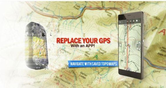 BackCountry Navigator GPS Pro