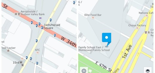 Download Unlimited Free Offline Maps with Nokia's HERE Maps