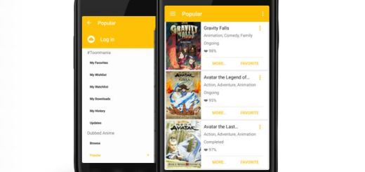 Enjoy Toonmania, an App Designed to Watch cartoons at Ease