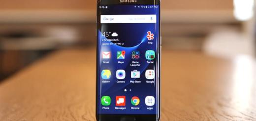 Install Stock Android OS on Galaxy S7 Edge