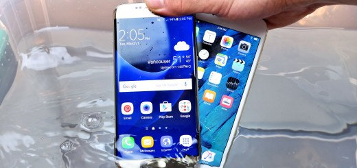 Galaxy S7 Edge the Speakers Sound Distorted after the Phone Gets Wet