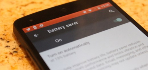 How to Turn On Battery Saver Mode on LG G5