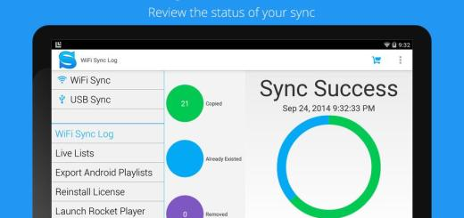 How to Synchronize iTunes with Android with iSyncr Free