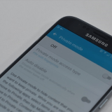 How to Use Private Mode on Galaxy S7