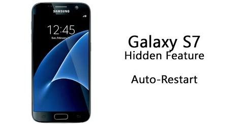 How to Schedule Auto Restart on Galaxy S7