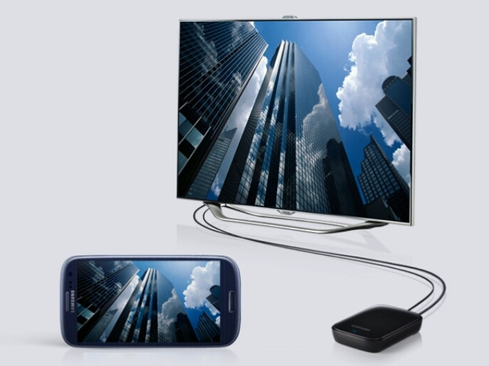 How to mirror screen samsung galaxy s7 edge on tv and for Mirror for samsung tv