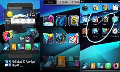 Next-Launcher-3D-Shell-Apk-screen-shot