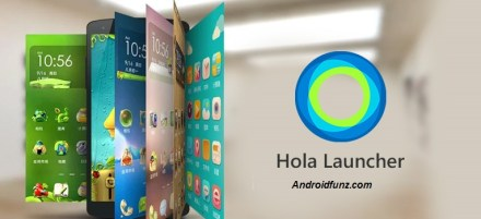hola-lancuher-android