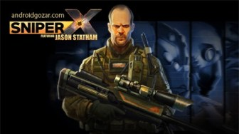 SNIPER X WITH JASON STATHAM 1.5.2 Play Sniper X + mode with Jason Statham