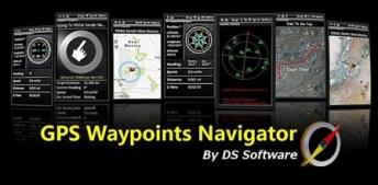Download GPS Waypoints Navigator 8.74 GPS navigation software