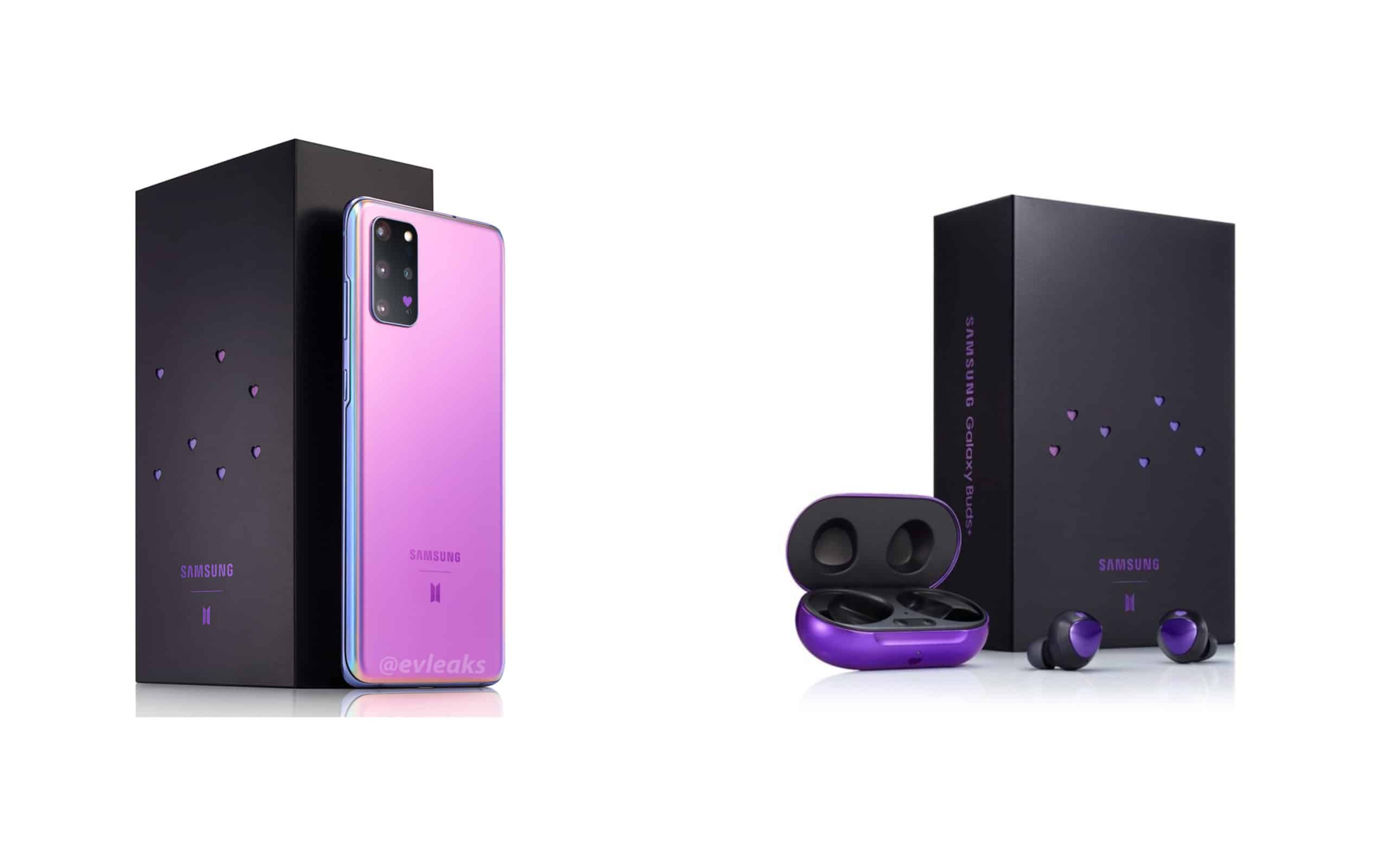 Sony Phone Vr Samsung Galaxy S20 Bts Edition Is Coming To Europe