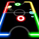 Play Hockey Glow Hockey v1.2.19 Android