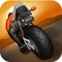 Play motorcycle on the road Highway Rider v1.9.1 - mode mobile version