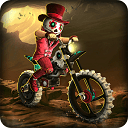 Play motorcycle Trials Frontier v4.5.0 Android - mobile data + mode
