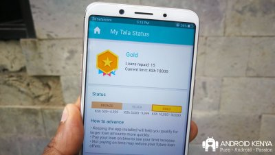 Mobile loans app Tala nominated for 2018 Google Play Awards