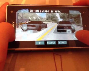 Playing Initial d Street Stage on android