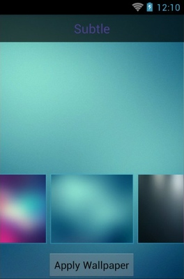 Go Launcher 3d Wallpaper Subtle Android Theme For Adw Launcher Androidlooks Com