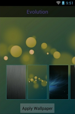 Go Launcher 3d Wallpaper Evolution Android Theme For Adw Launcher Androidlooks Com