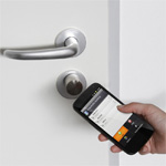 Key2Share: Fraunhofer Institut verwandelt Smartphones in Türöffner