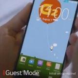 LG G2: Gastzugang wird in Video gezeigt