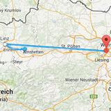 ÖBB-Routen sind jetzt in Google Maps einsehbar